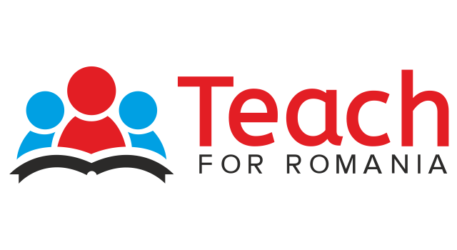 Vectorizare Logo Teach for Romania