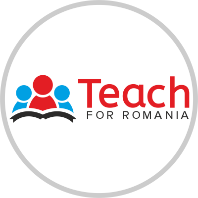 Vectorizare Sigla Teach for Romania